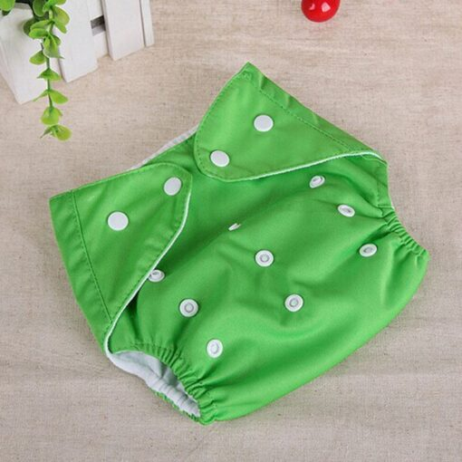 1pcs Reusable Baby Infant Nappy Cloth Diapers Soft Covers Washable Free Size Adjustable Fraldas Winter Summer 4
