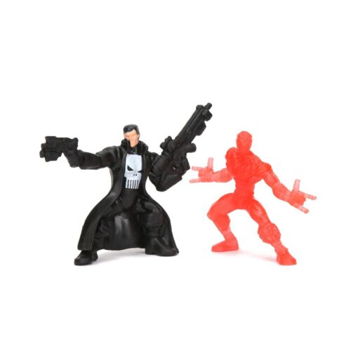 1piece 4 5cm Marvel Toys Blind Bags 500 Collectible Mini Figure Avengers Spiderman Thanos Ironman Hulk 2