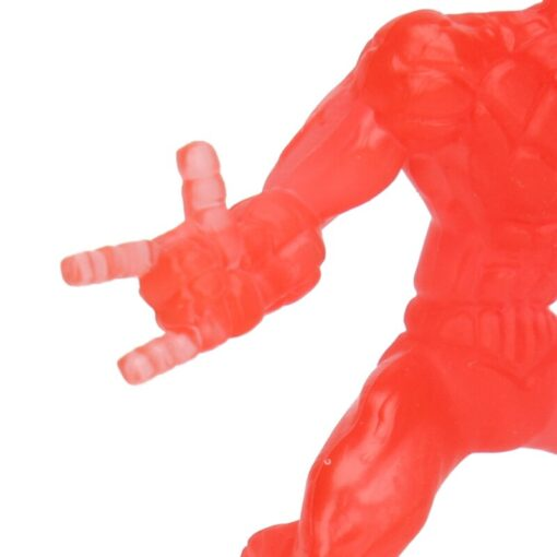 1piece 4 5cm Marvel Toys Blind Bags 500 Collectible Mini Figure Avengers Spiderman Thanos Ironman Hulk 4