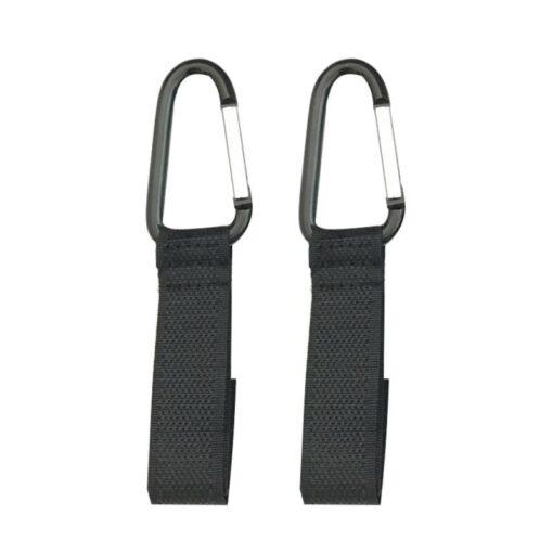 2 3pcs Stroller Hooks Wheelchair Stroller Pram Carriage Bag Hanger Hook Infant Strollers Shopping Bag Clip 4