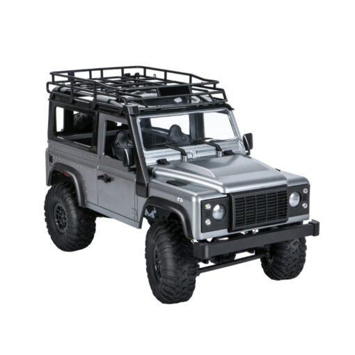 2 4G Four wheel Drive Climbing Vehicle 4WD Rechargeable Battery Crawler 1 12 LED Lights Vehicle