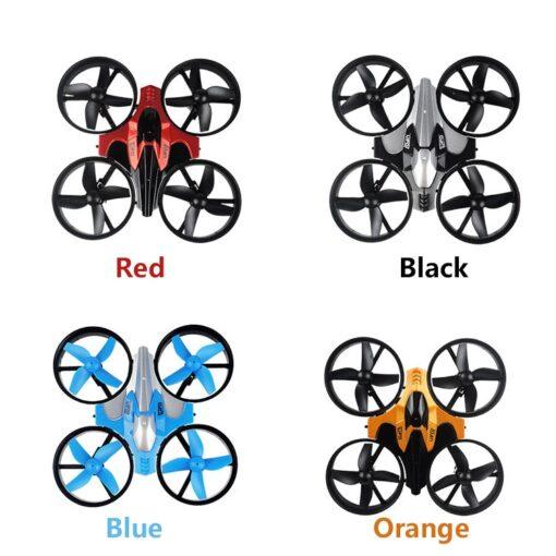2 4G Mini Quadcopter Headless JJRC H36 H36F Mini Drone 2 4G 4CH 6 Axis Speed 4