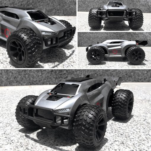 2 4G remote control high speed four wheel drive drift climbing off road rc car toys 2