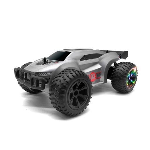2 4G remote control high speed four wheel drive drift climbing off road rc car toys 4