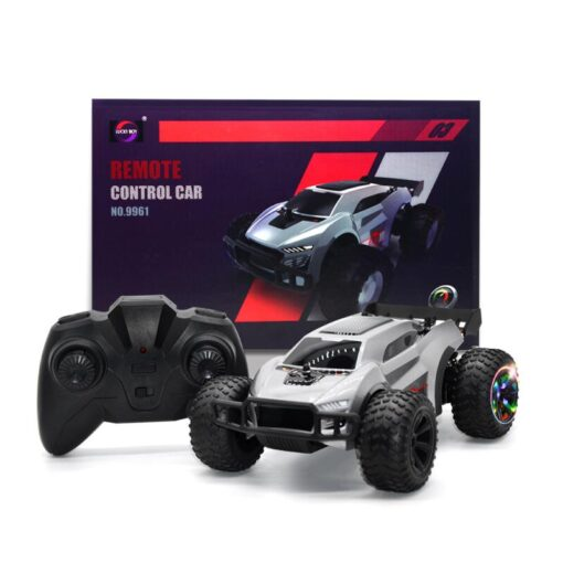 2 4G remote control high speed four wheel drive drift climbing off road rc car toys