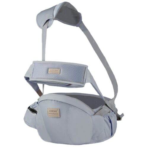 2 In 1 Multifunctional Baby Bearing Artifact Baby Waist Stool Kid Carrier Safe Comfortable Strap Infant 3