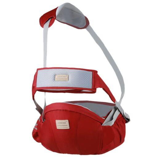 2 In 1 Multifunctional Baby Bearing Artifact Baby Waist Stool Kid Carrier Safe Comfortable Strap Infant 4