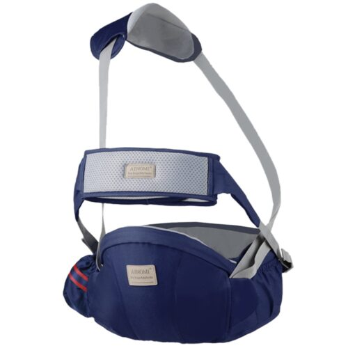 2 In 1 Multifunctional Baby Bearing Artifact Baby Waist Stool Kid Carrier Safe Comfortable Strap Infant 5