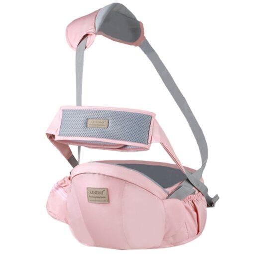 2 In 1 Multifunctional Baby Bearing Artifact Baby Waist Stool Kid Carrier Safe Comfortable Strap Infant