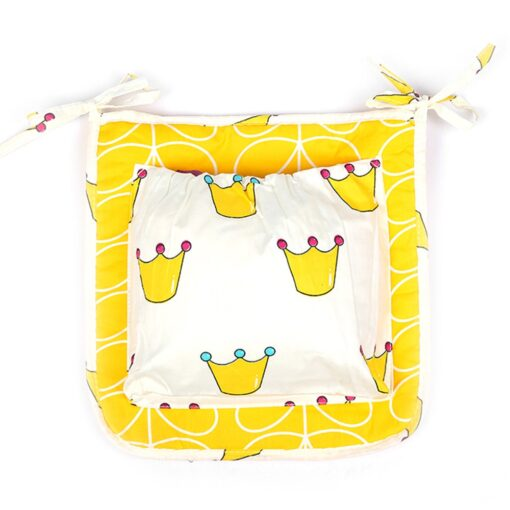 2 Styles Fashion Cartoon Mummy Diaper Bag Stroller Baby Nappy Bag Baby Care Baby Bed Hanging 2