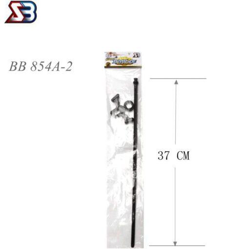 2 Styles Spinning Top Launcher Extension Longer Ruler solong4u 2