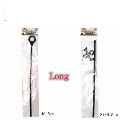 2 Styles Spinning Top Launcher Extension Longer Ruler solong4u