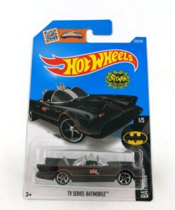 2016 Hot Wheels 1 64 Car TV SERIES BATMOBILE Collector Edition Metal Diecast Cars Collection Kids
