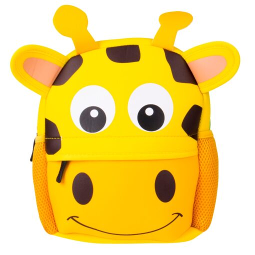 2018 New Cute Kid Mommy Diaper Bags Toddler Kids Backpack Kindergarten bag 3D Cartoon Animal Bag 1