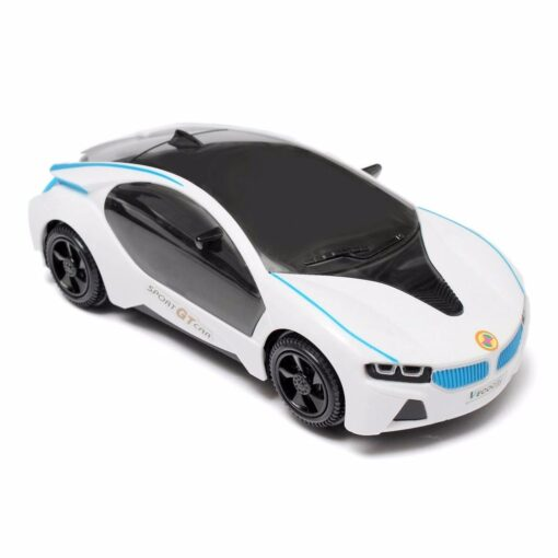 2019 Cool Universal LED Light Music Electric Flashing Cars Toys For Children Early Educational Sound Car 2