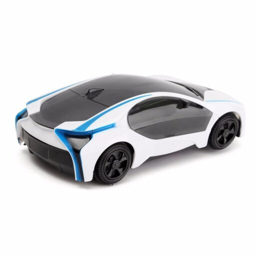 2019 Cool Universal LED Light Music Electric Flashing Cars Toys For Children Early Educational Sound Car 3