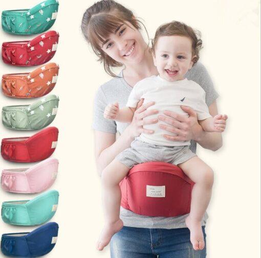 2019 Sept Baby Carrier Hipseat Kids Infant Hip Seat 70 120cm Waist Belt Waist Stool Walkers