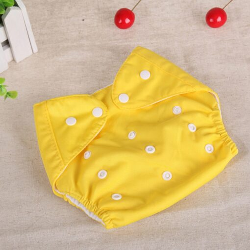 2020 Baby Kid Newborn Diapers 1PC Adjustable Reusable Baby Boys Girls Cloth Soft Covers Infant Washable 4