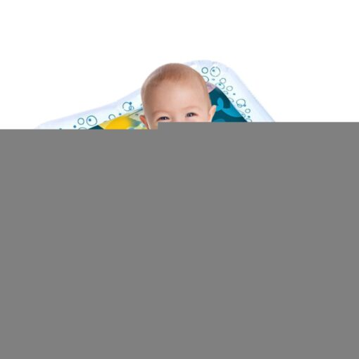 2020 Baby Toys Infant Cartoon Pattern Water Play Mat Fun Activity Play Center PVC Water Filled 2
