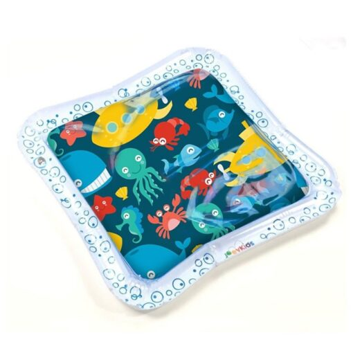 2020 Baby Toys Infant Cartoon Pattern Water Play Mat Fun Activity Play Center PVC Water Filled 3