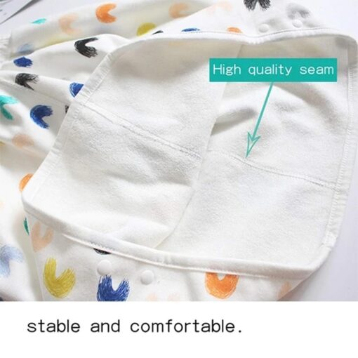2020 Comfy Childrens Diaper Skirt Shorts 2 in 1 Waterproof and Absorbent Shorts for Baby Toddler 3
