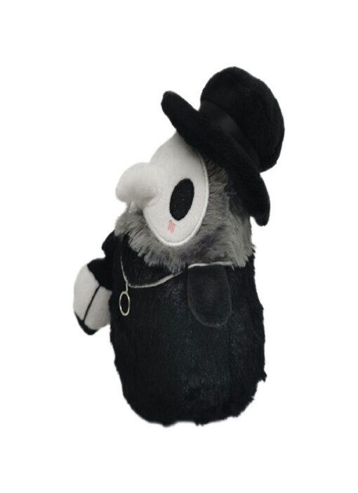 2020 HONJI New 20cm cartoon animal stuffed Plush doll toys Halloween Party prom Props Luminous plush 2
