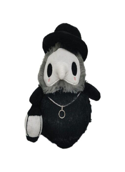 2020 HONJI New 20cm cartoon animal stuffed Plush doll toys Halloween Party prom Props Luminous plush