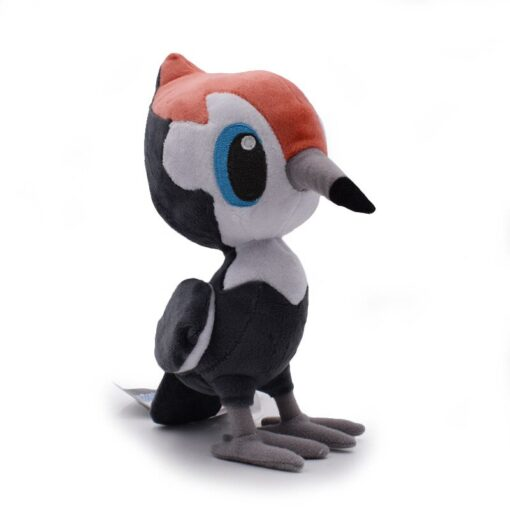 2020 HONJI New Cartoons Pikipek Plush Toys Stuffed Animal Bird Soft Plush Doll Gift For Children 1