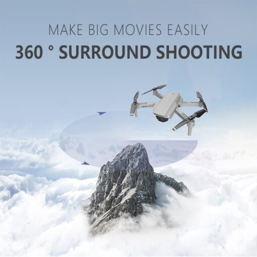 2020 NEW E88 drone 4k HD Drone With wide angle camera drone WiFi 1080p real time 2