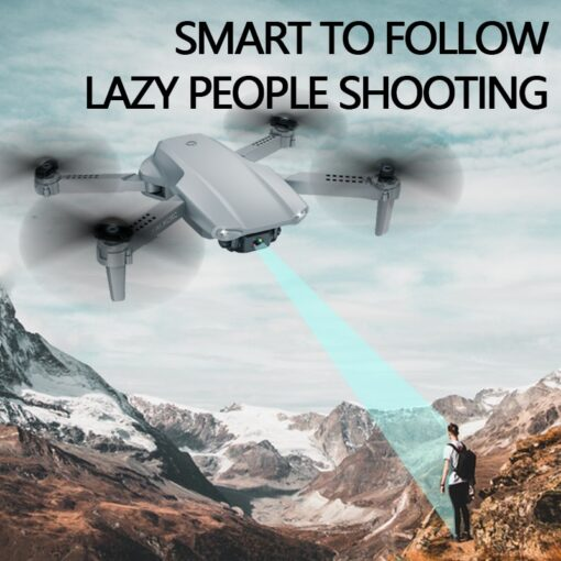 2020 NEW E99 Drone 4K HD FPV Wide Angle Profession Dual Camera Hight Hold Optical Flow 2