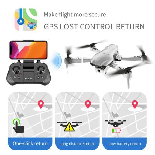 2020 NEW F3 drone GPS 4K 5G WiFi live video FPV quadrotor flight 25 minutes rc 3