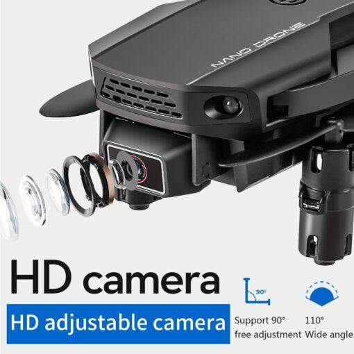 2020 NEW KF611 Drone 4k HD Wide Angle Camera 1080P WiFi fpv Drone Dual Camera Quadcopter 3