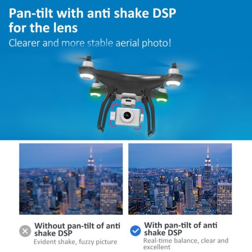 2020 NEW X35 Drone WiFi GPS 4K HD Camera Profissional Brushless Motor Drones Gimbal Stabilizer 26 4
