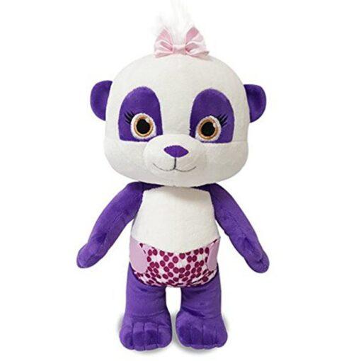 2020 New Arrival 25cm Word Party Plush Toys Panda Elephant Leopard kangaroo Stuffed Animals Dolls For 2