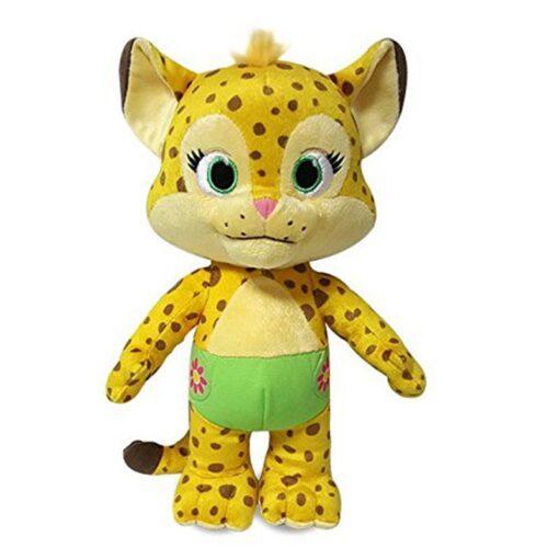 2020 New Arrival 25cm Word Party Plush Toys Panda Elephant Leopard kangaroo Stuffed Animals Dolls For 4