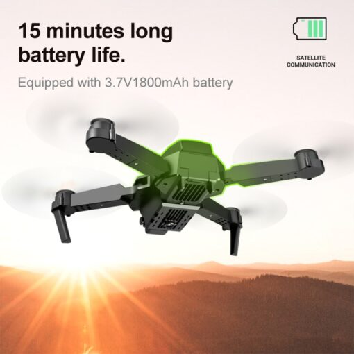 2020 New E88 Pro 4k drone gps drones with camera hd 4k rc airplane dual camera 3