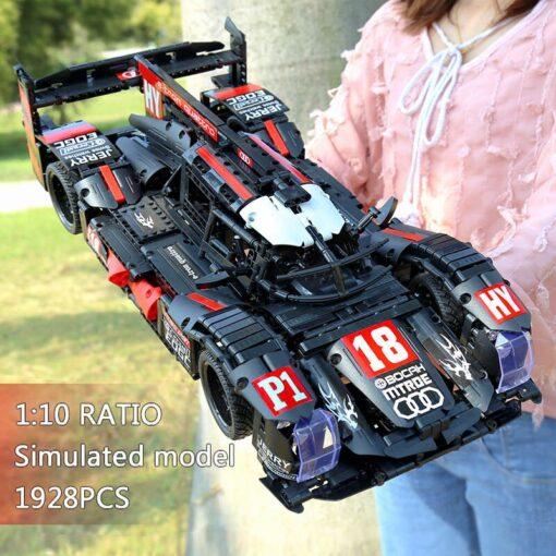 2020 New Technic series Super Racing Car model sets Building block Assemble bricks kids Educational DIY 2