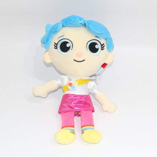 2020 New True and The Rainbow Kingdom Stuffed Plush Toy Bartleby Cat Stuffed Animal Kid Gifts 2