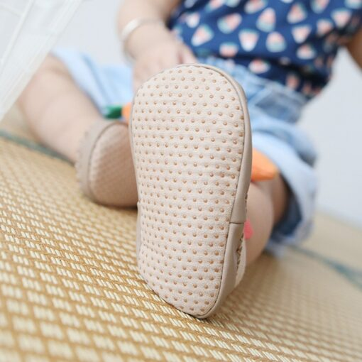2020 New born Baby Socks With Rubber Soles Infant Baby Girls Boys Shoes Spring Autumn Baby 3