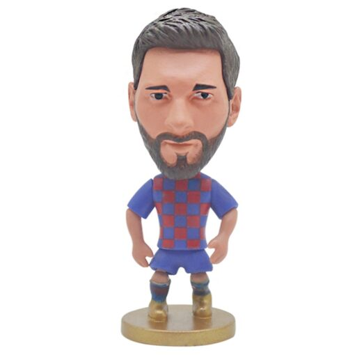 2020 Soccer Player MESSI Lovely Action Figure C RONALDO Dolls Football Star Promotion Toys In Stock 4