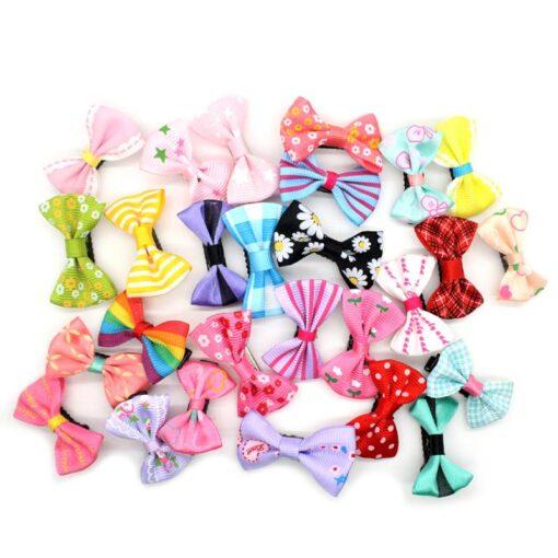 20pcs lot Lovely Hair Clip Cartoon Candy Color Hairpins Rainbow Hair Clip for Girl Kids Children 2