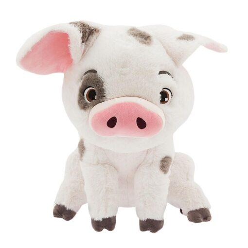 22cm Movie Moana Pet Pig Pua Stuffed Toy Animals Lovely Cute Soft Cartoon Plush Dolls Kids 6
