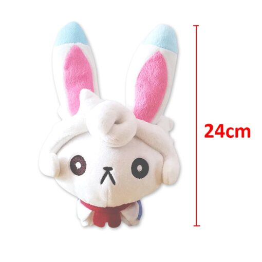 24cm Anime Doll Fate Grand Order FGO Cath Palug Plush Dolls Toy Animal Stuffed Doll Cute 1