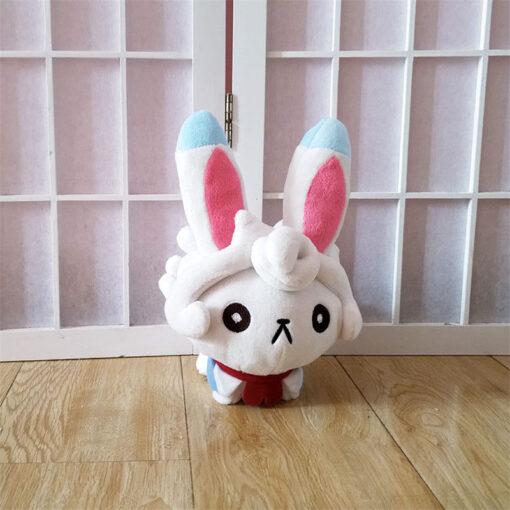 24cm Anime Doll Fate Grand Order FGO Cath Palug Plush Dolls Toy Animal Stuffed Doll Cute 3