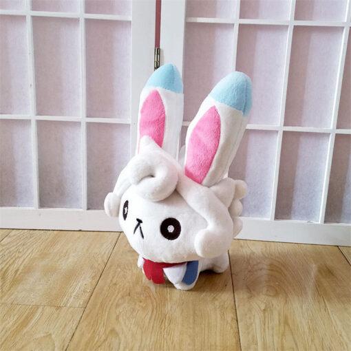 24cm Anime Doll Fate Grand Order FGO Cath Palug Plush Dolls Toy Animal Stuffed Doll Cute 4