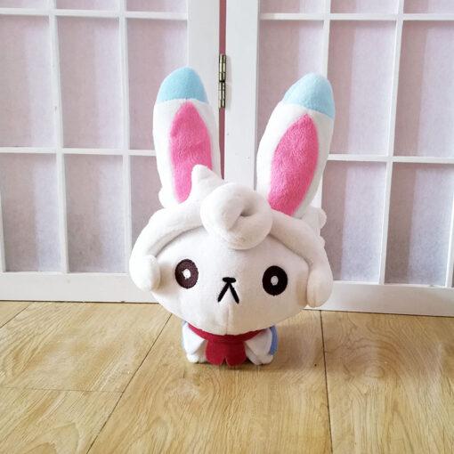 24cm Anime Doll Fate Grand Order FGO Cath Palug Plush Dolls Toy Animal Stuffed Doll Cute