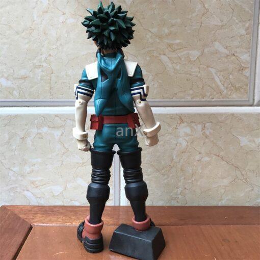 25cm Anime My Hero Academia Figure PVC Age of Heroes Figurine Deku Action Collectible Model Decorations 3