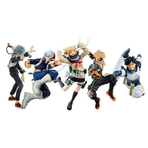 25cm Anime My Hero Academia Figure PVC Age of Heroes Figurine Deku Action Collectible Model Decorations 5