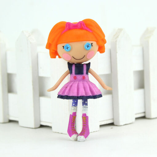 27Style Choose 3Inch Original MGA Lalaloopsy Dolls Mini Dolls For Girl s Toy Play 1