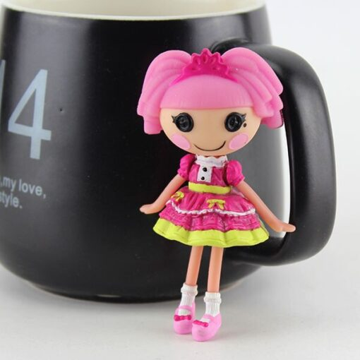 27Style Choose 3Inch Original MGA Lalaloopsy Dolls Mini Dolls For Girl s Toy Play 10
